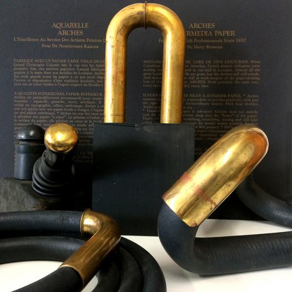 Rubber_Brass Sculptures_Group1_lr